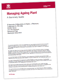 HSE Ageing Plant Summary Guide